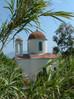 kappelletje, langs de weg naar Kissamos - Foto van M. Dekker