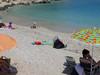 op het strand - Foto van dedijkies