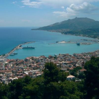 zakynthos city - Foto van