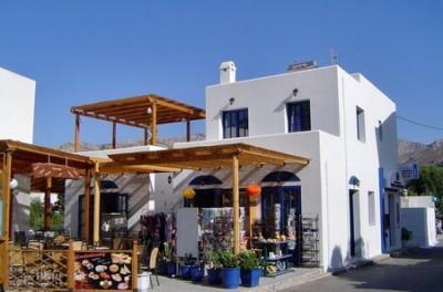 Eiland Tilos Dodecanese - Griekenland foto 11 - Foto van Tilos