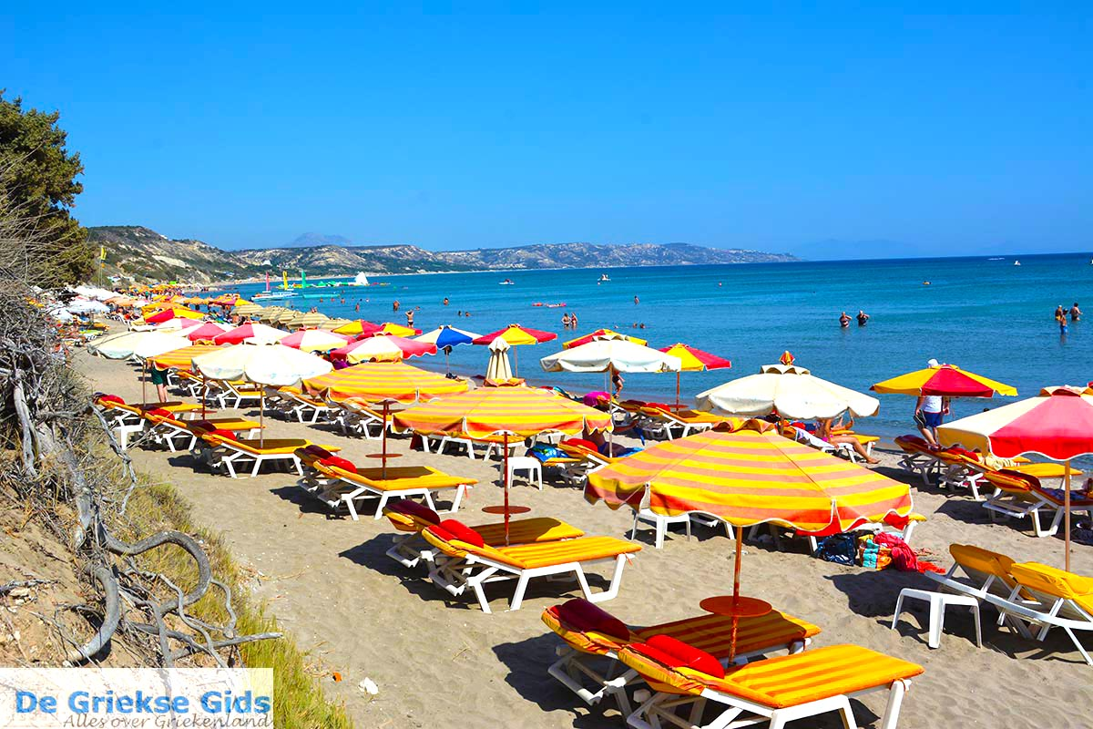 foto Paradise beach - Eiland Kos -  Foto 22