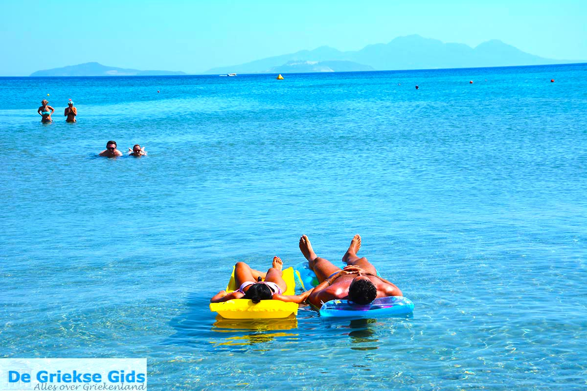 foto Paradise beach - Eiland Kos -  Foto 25