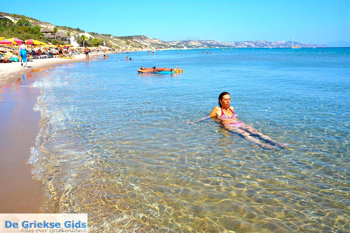 foto Paradise beach - Eiland Kos -  Foto 29