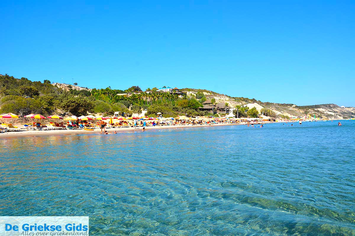 foto Paradise beach - Eiland Kos -  Foto 30