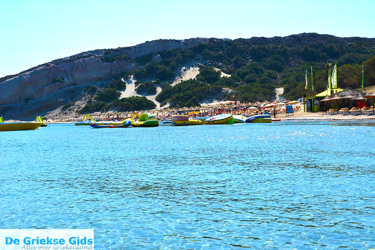 foto Paradise beach - Eiland Kos -  Foto 34