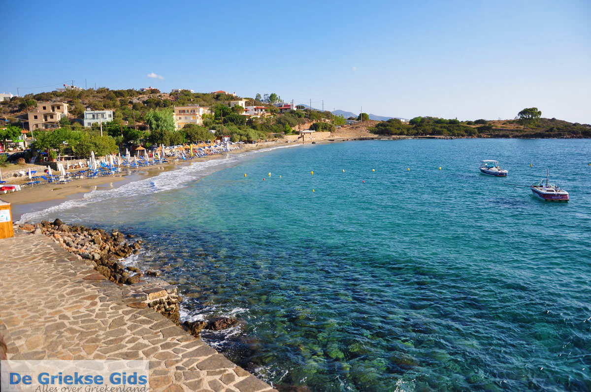 foto Ammoudara bij Agios Nikolaos | Lassithi Kreta | Foto 4