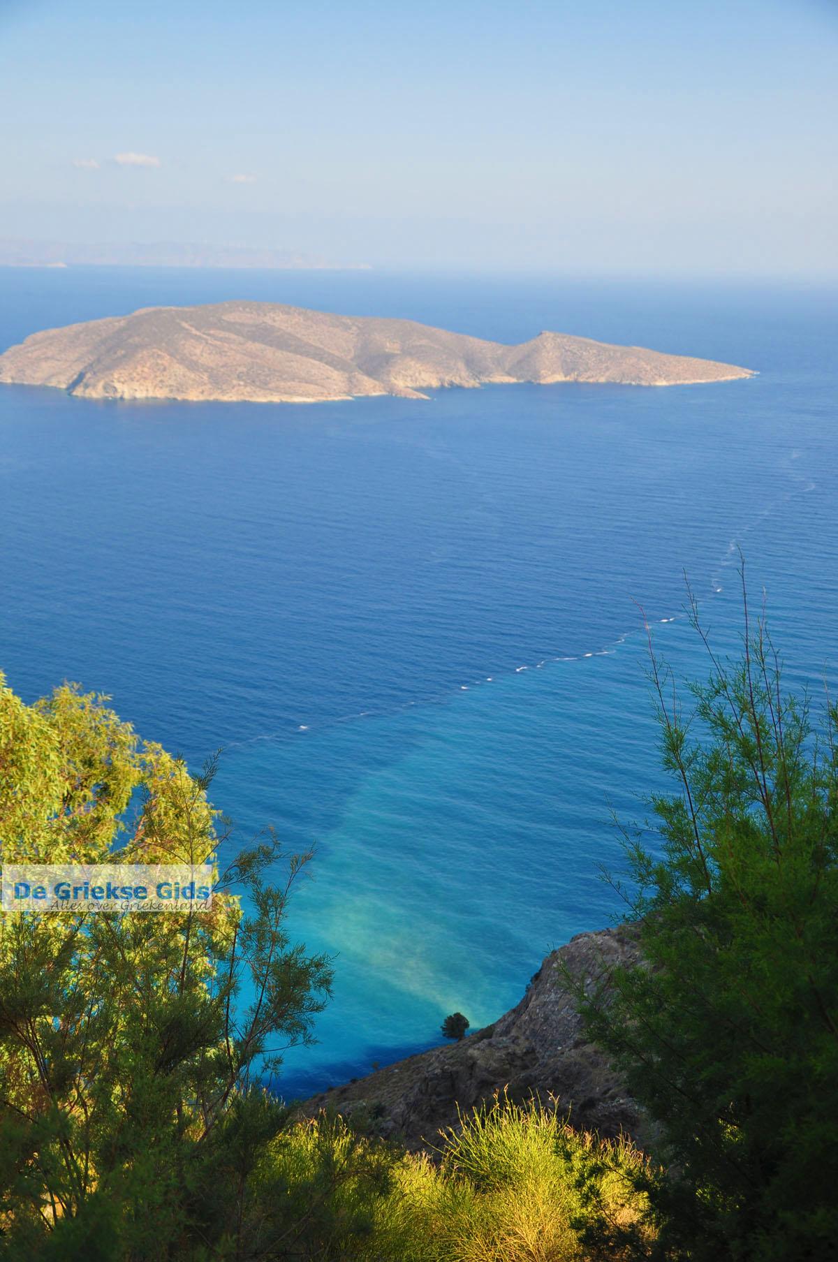 foto Eiland Psira bij Tholos en Platanos | Lassithi Kreta | foto 1