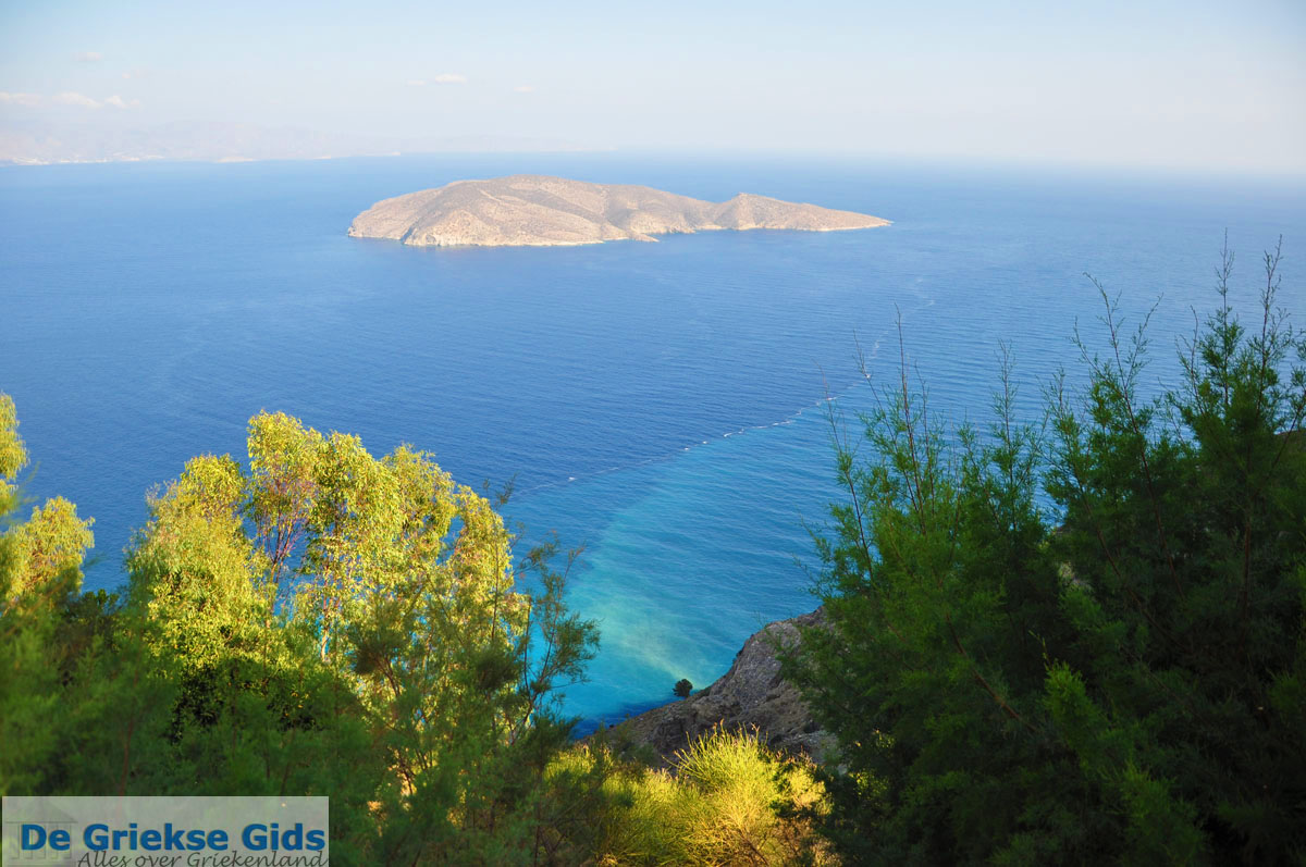 foto Eiland Psira bij Tholos en Platanos | Lassithi Kreta | foto 3