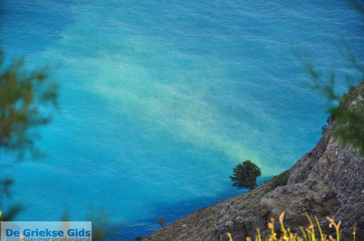 foto Turqoise zeewater bij Tholos en Platanos | Lassithi Kreta