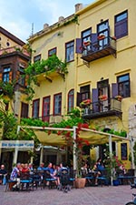 Chania stad Kreta - Departement Chania - Foto 7 - Foto van De Griekse Gids