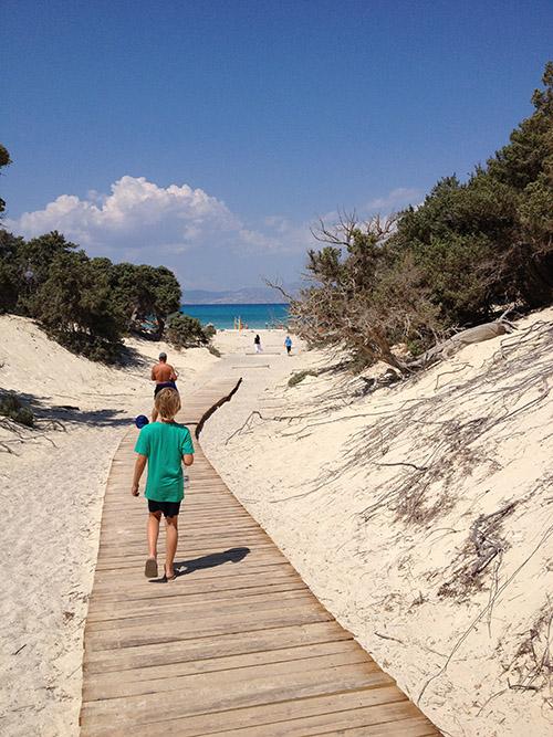 foto Chrissi eiland - Departement Lassithi Kreta - Foto 4