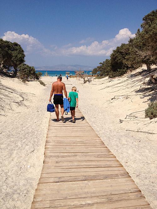foto Chrissi eiland - Departement Lassithi Kreta - Foto 5