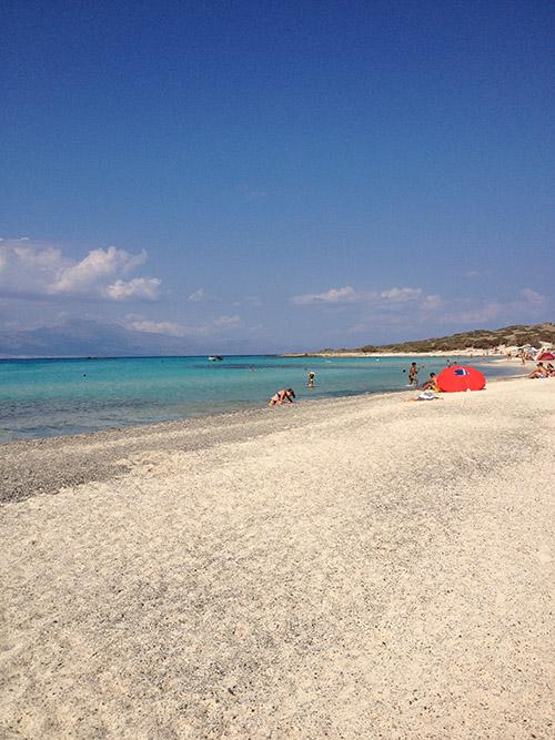 foto Chrissi eiland - Departement Lassithi Kreta - Foto 6