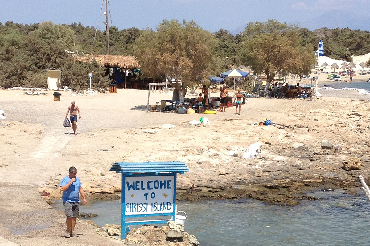 foto Chrissi eiland - Departement Lassithi Kreta - Foto 8