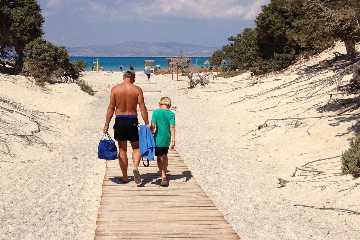 foto Chrissi eiland - Departement Lassithi Kreta - Foto 9