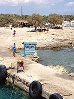 Chrissi eiland - Departement Lassithi Kreta- Foto 1 - Foto van Onno Cleijpool