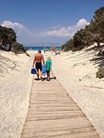 Chrissi eiland - Departement Lassithi Kreta - Foto 5 - Foto van Onno Cleijpool