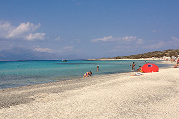 Chrissi eiland - Departement Lassithi Kreta - Foto 7 - Foto von Onno Cleijpool