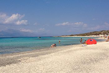 Chrissi eiland - Departement Lassithi Kreta - Foto 7 - Foto van Onno Cleijpool