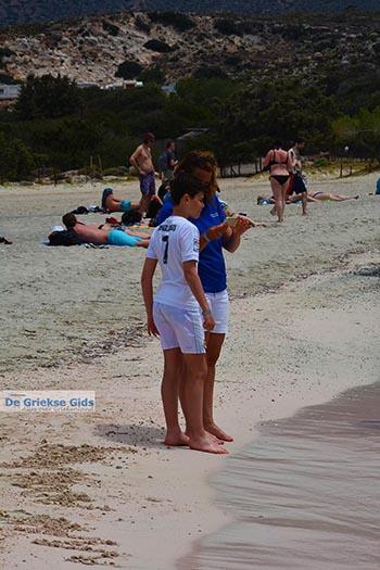 Elafonisi Kreta - Departement Chania - Foto 48 - Foto van De Griekse Gids