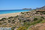 Falasarna Kreta - Departement Chania - Foto 1 - Foto van De Griekse Gids