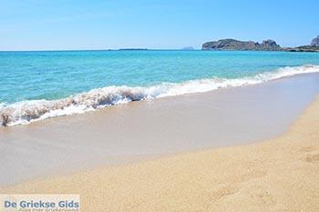 Falasarna Kreta - Departement Chania - Foto 12 - Foto van De Griekse Gids