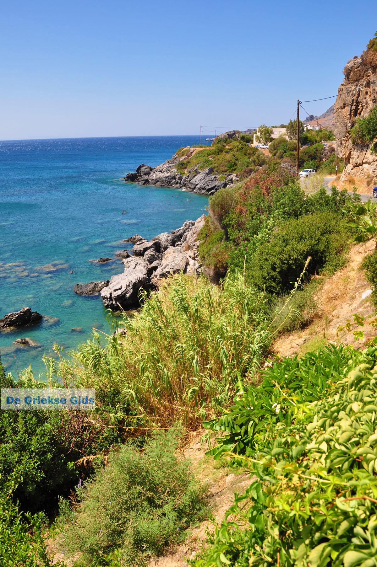 foto Souda bij Plakias, zuid Kreta   Rethymnon Kreta   foto 9