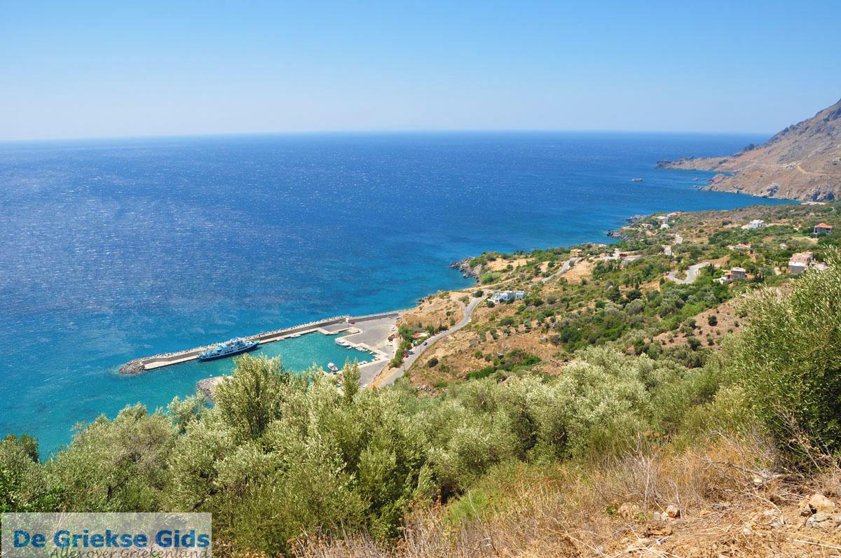 foto Uitzicht op Plakias | Rethymnon Kreta | Foto 2