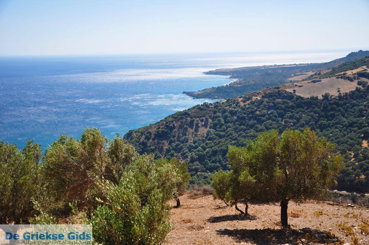 foto Zuid Kreta ter hoogte van Rodakino en Sellia   Retymnon Kreta 7
