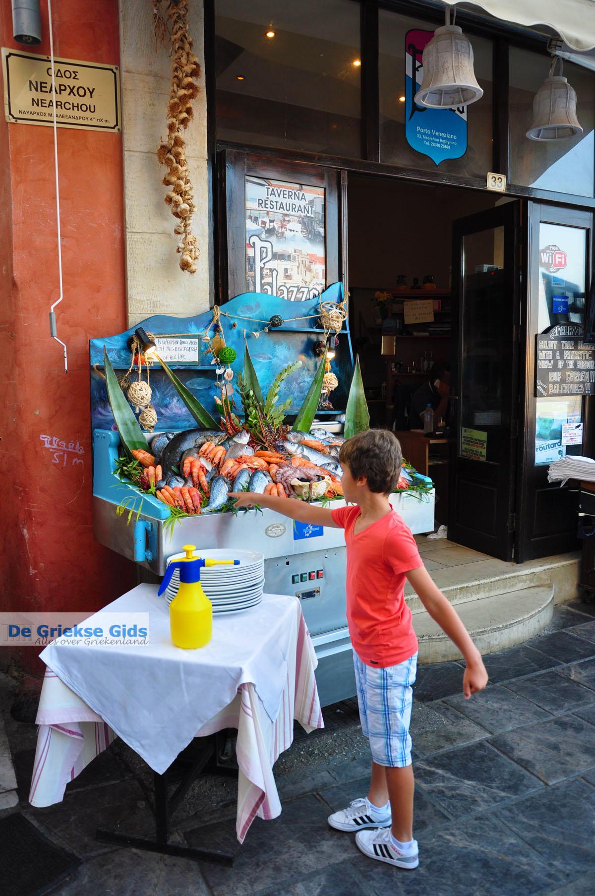 foto Rethymnon stad   Rethymnon Kreta   Foto 114