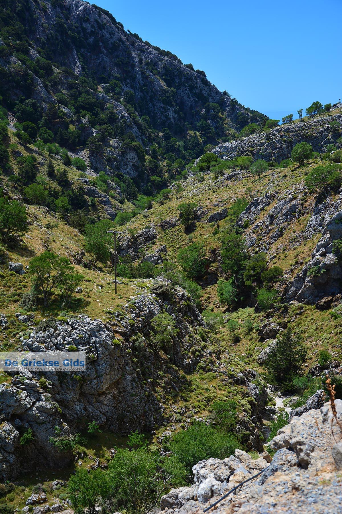 foto Imbros kloof Kreta - Departement Chania - Foto 5