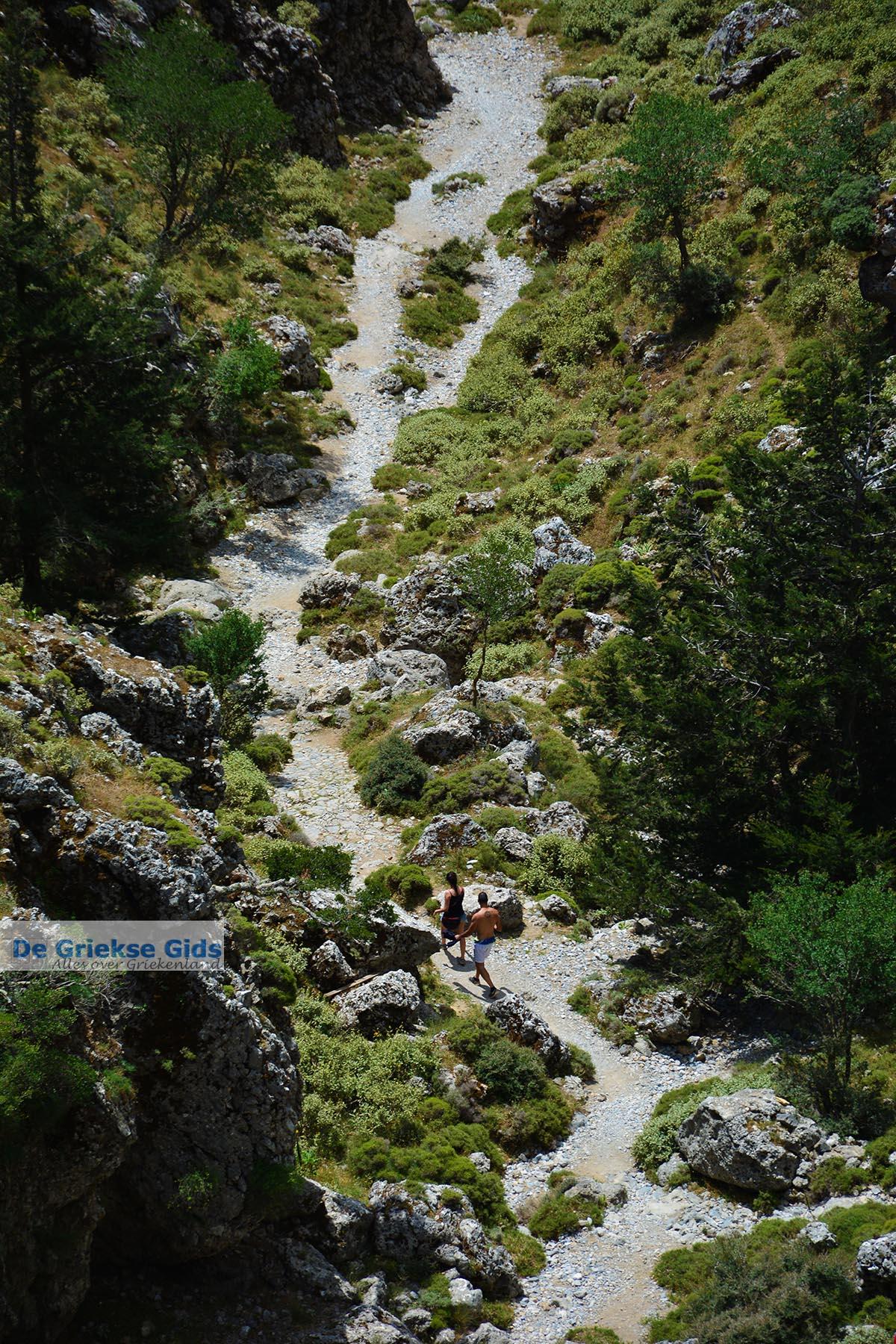 foto Imbros kloof Kreta - Departement Chania - Foto 13