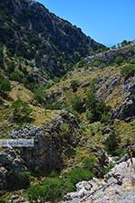 Imbros kloof Kreta - Departement Chania - Foto 5 - Foto van De Griekse Gids