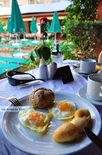 Ontbijt bij Hotel Bio in Rethymnon | Rethymnon Kreta - Foto van De Griekse Gids