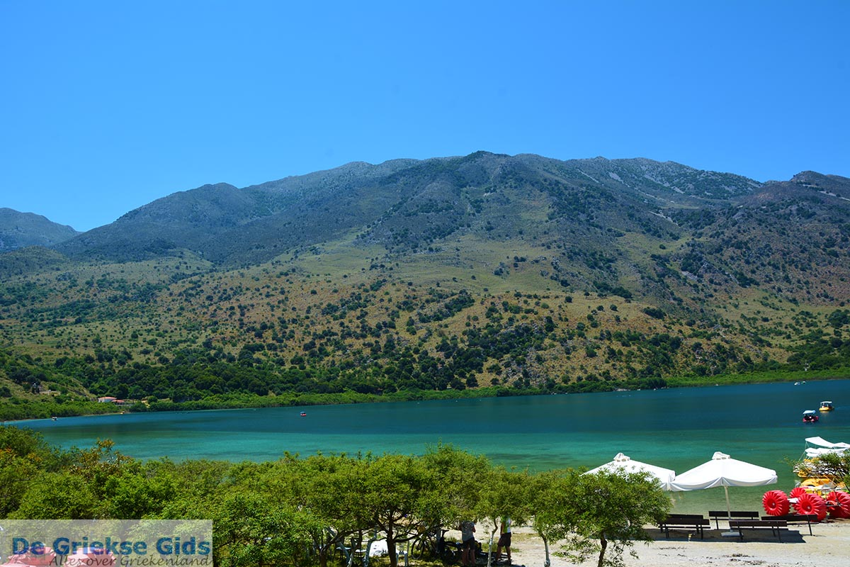 foto Kournas Kreta - Departement Chania - Foto 35