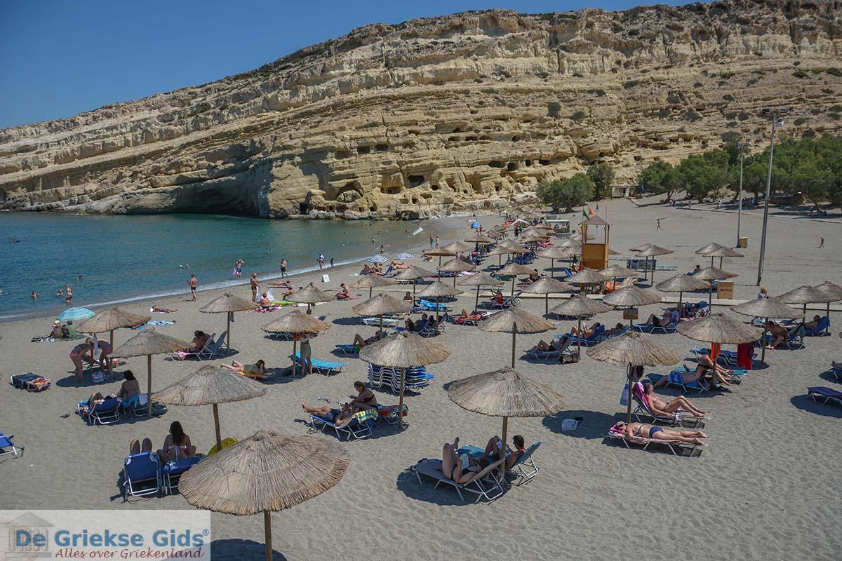 foto Matala Kreta - De Griekse Gids Foto 2