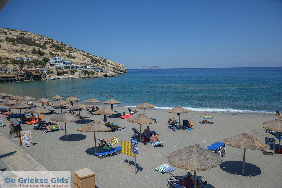 foto Matala Kreta - De Griekse Gids Foto 3
