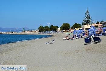 Agia Marina strand in Chania Kreta