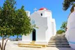 Kerk Kyra Panagia Karpathos Dodecanese - Foto 2 - Foto van Patrick van der Tol