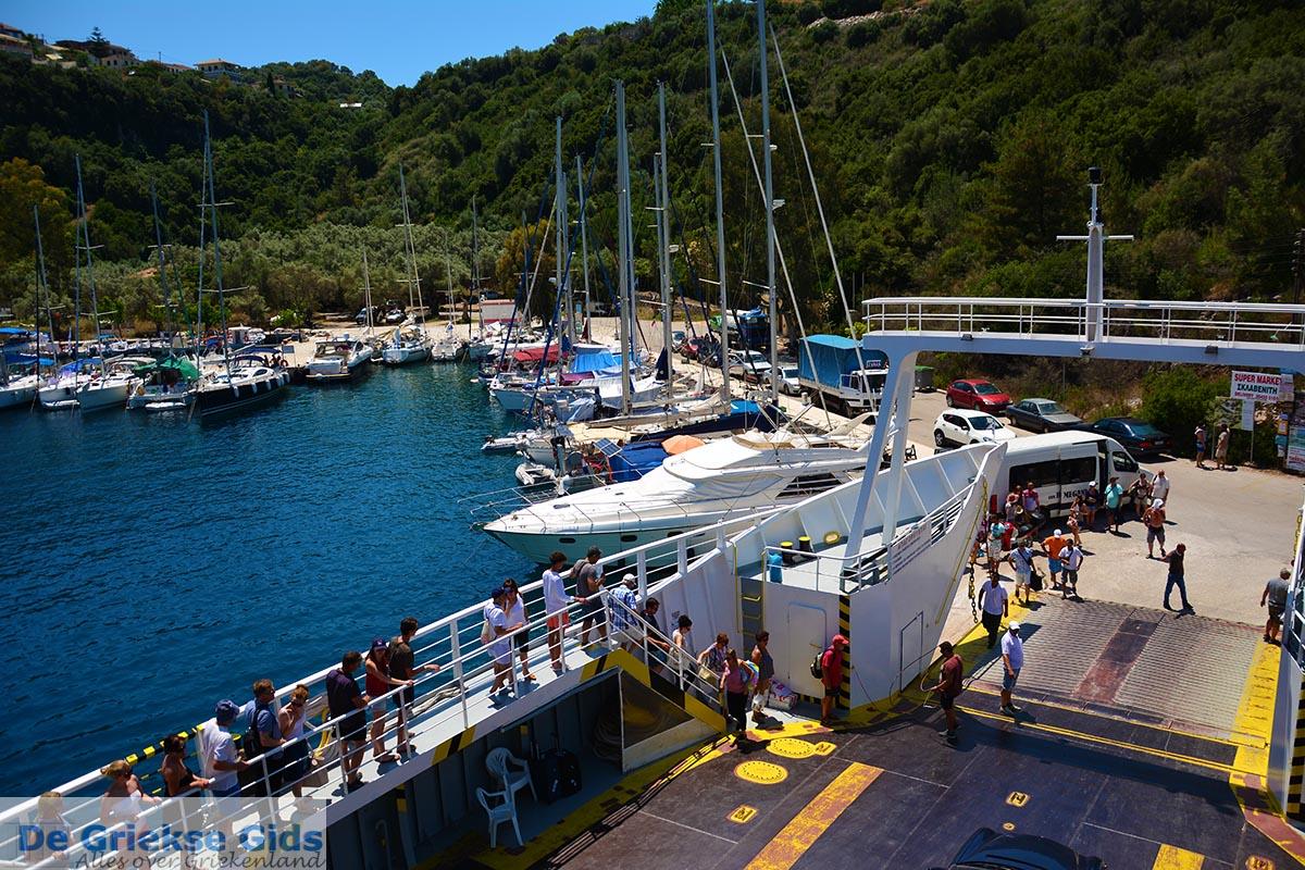 foto Haven Spilia Spartochori - Meganisi eiland bij Lefkas - Foto 2