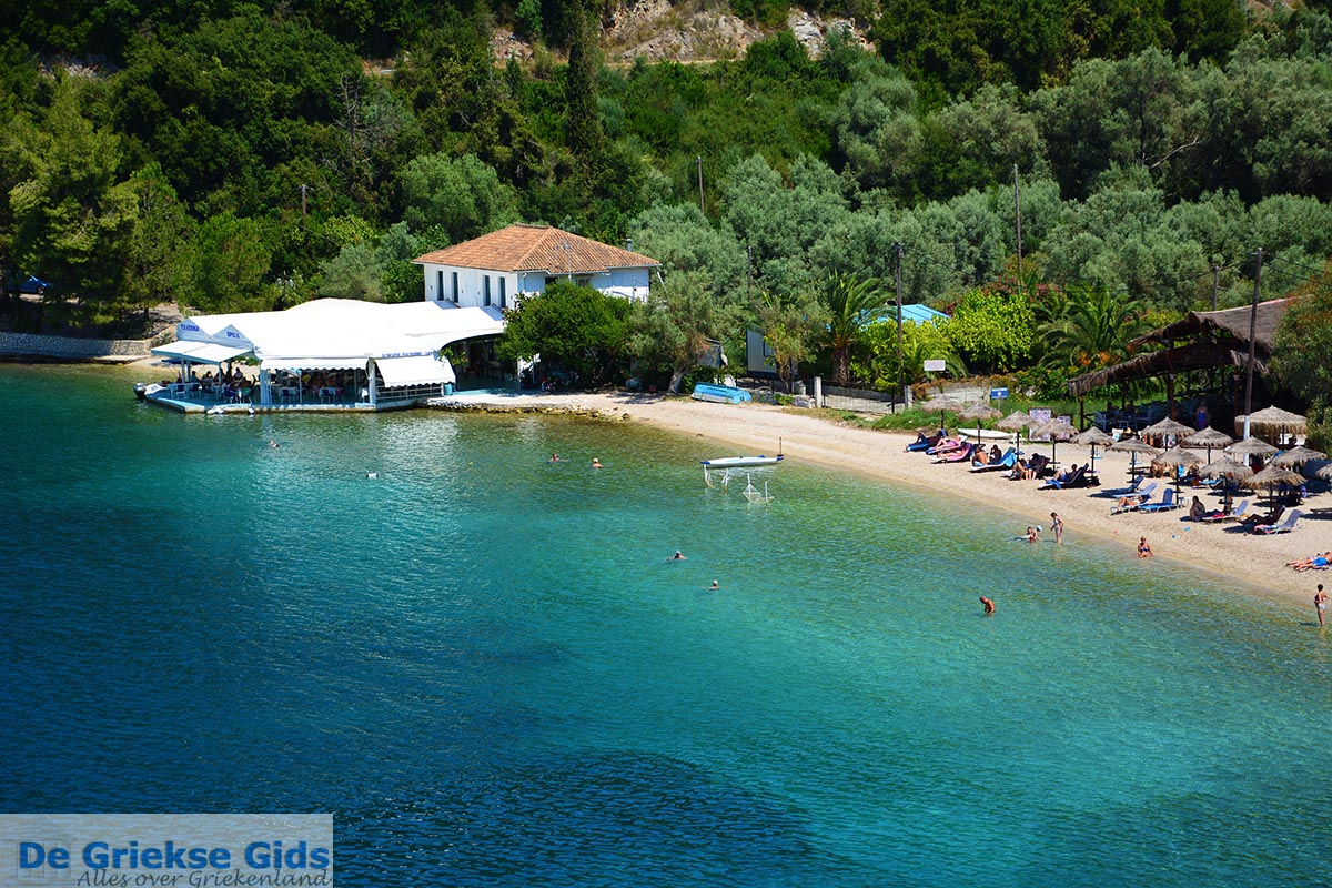 foto Spartochori Meganisi eiland bij Lefkas - Foto 7