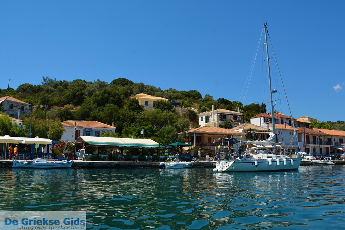 foto Vathy - Meganisi eiland bij Lefkas - Foto 55