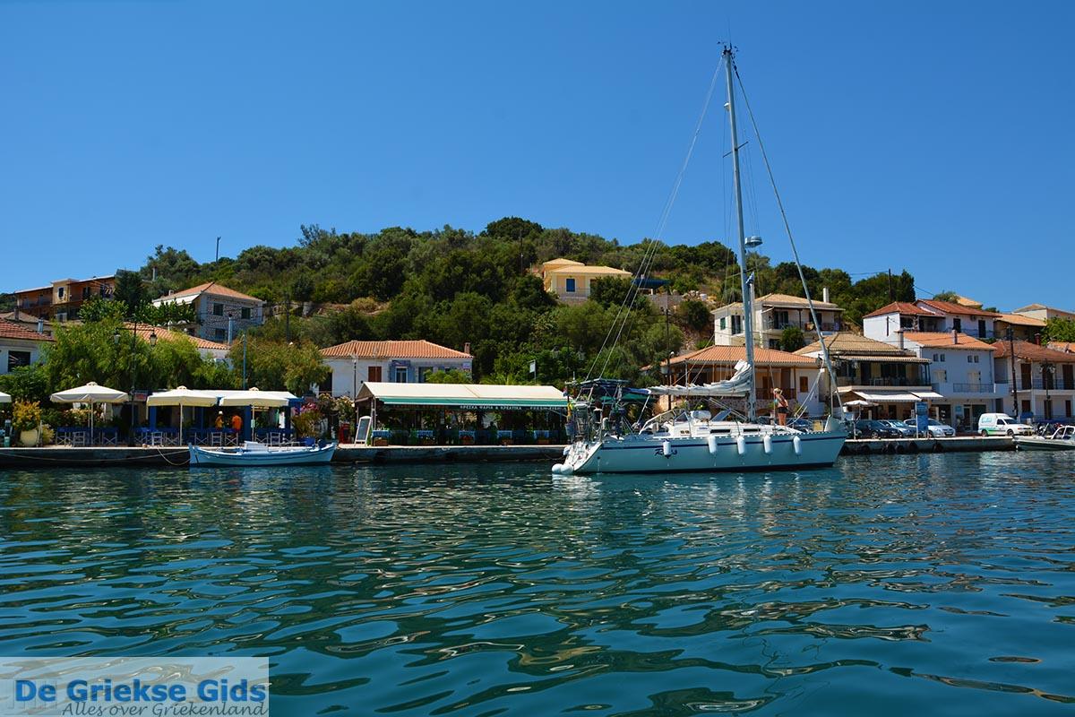foto Vathy - Meganisi eiland bij Lefkas - Foto 57