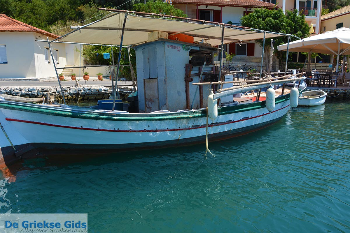 foto Vathy - Meganisi eiland bij Lefkas - Foto 64