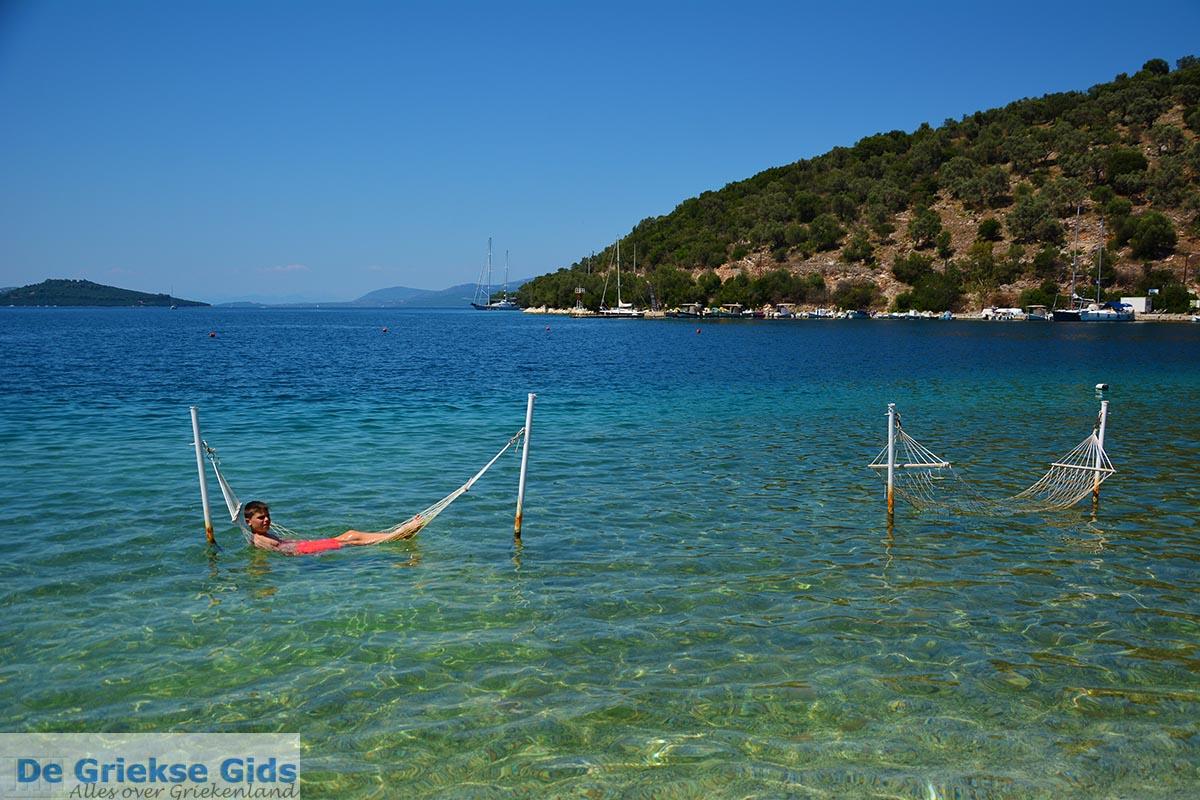 foto Strand Spartochori - Meganisi eiland bij Lefkas - Foto 88