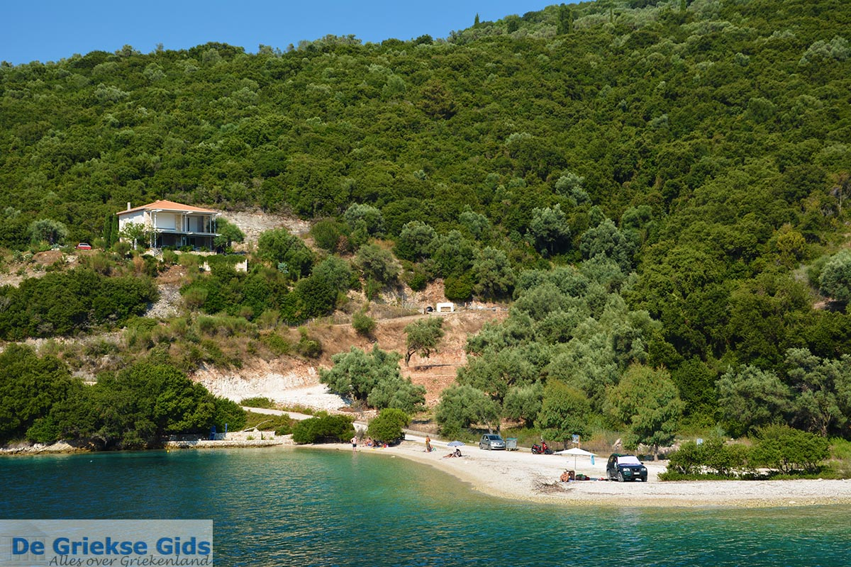 foto Strand Meganisi eiland bij Lefkas - Foto 97