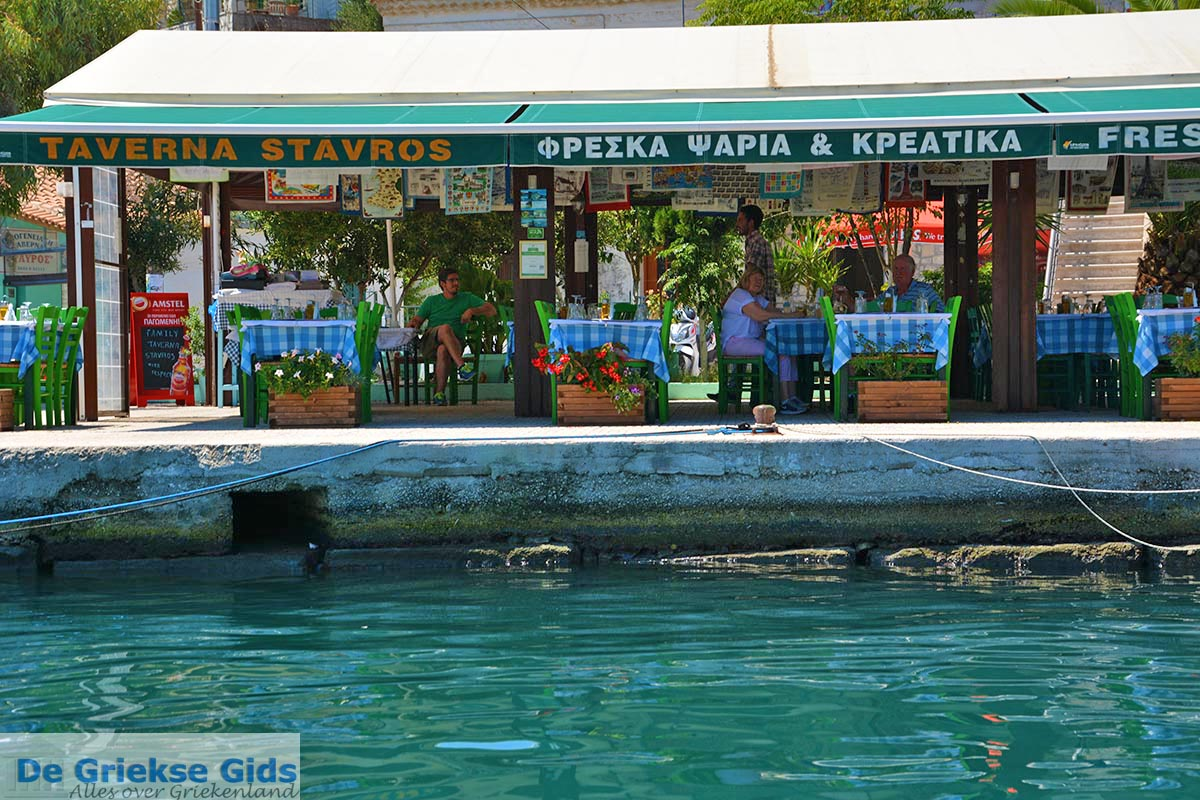 foto Haven Vathy - Meganisi eiland bij Lefkas - Foto 99