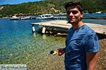 Haven Spilia Spartochori - Meganisi eiland bij Lefkas - Foto 3 - Foto van De Griekse Gids