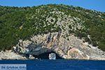 Grot Papanikolis - Meganisi eiland bij Lefkas - Foto 22 - Foto van De Griekse Gids