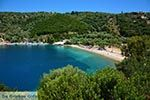 Strand Spartochori - Meganisi eiland bij Lefkas - Foto 87 - Foto van De Griekse Gids